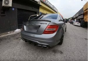 AMG Crackle and pop ECU remapping add on