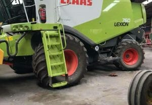 CLAAS Lexion 760 Economy Remapping