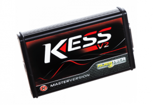 KessV2 Master chip tuning tool