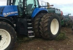New Holland Economy Tuning