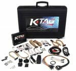 Ktag tuning tool complete with all accessories